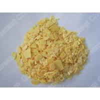 Buy cheap Na2s 60% Yellow product