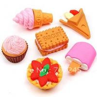 Buy cheap finger erasers at factory price& 3D shapes& fancy design product