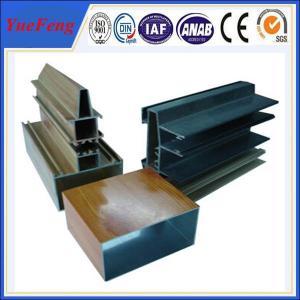 Buy cheap Industrial aluminium windows profile manufacture aluminium price per kg product