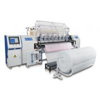 Buy cheap 2 Needle Computerized Lock Stitch Quilting Machine For Bag Luggage Carrier Industry product