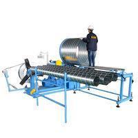 Buy cheap BLKMA spiro ducting machine spiral tube former price product