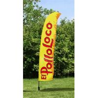 Buy cheap Outdoor Business Flags And Banners , Full Color Pull Up Banner 4.6 Meter product