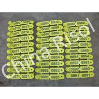Buy cheap Connecting sheep ear tag 118*18mm product