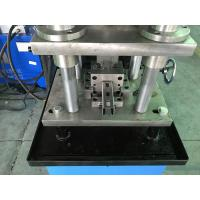 Quality Cassette Type Solar Roll Forming Machine High Speed 0-30m/min for sale