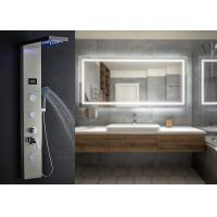 Buy cheap ROVATE Wall Mount Shower Panel Ceramic Valve Core Material CE Certificated product