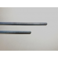 Buy cheap DIN975 M20 Class 4.8 Zinc Plated Carbon Steel 1m All Threaded Rod product