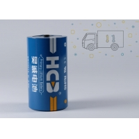 Buy cheap 3.6 V 19Ah ER34615 Lithium D Cell Battery For Freezer Thermometer product