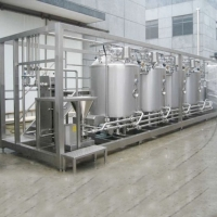 Buy cheap SGS CIP Cleaning Stainless Steel UHT Pasteurization Milk Machine product