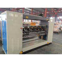 Automatic Thin Blade Slitter Scorer Machine 100m/min Speed For Corrugation Line for sale