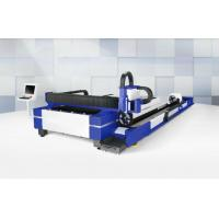 Buy cheap Table Top Laser Cutting And Engraving Machine 1000W Working Table 3000mm×1500mm product