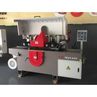 Buy cheap Wood  Multi Blade Wood Cutting Machine , High Feeding Speed Automatic Wood Saw product