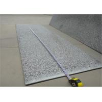 Buy cheap 600X600mm Closed Cell Metal Foam Panel , Waterproof Aluminum Acoustic Panel product