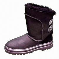 Buy cheap 2013 Sheepskin Boots for Women/Classic Fashion Riding Boots with Rubber Outsole/Casual Winter Boots product