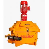 China Low Noise 5.5 Kw Planetary Cement Mixer PMC100 Independent Operation on sale