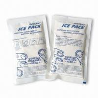 Buy cheap Hot and Cold Pack, Used to Supply Instant Cold within 3 Seconds, More Convenient for Traveling product