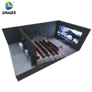 Buy cheap Simulator Motion Chairs 4d Cinema System Solution Equipment Amusement Park product