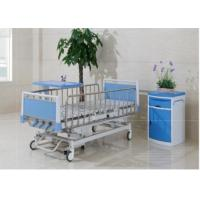 Buy cheap Multi Function Manual Hospital Pediatric Hospital Beds With Four Cranks product