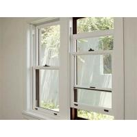 Buy cheap Customized Size Double Hung Aluminum Sash Windows Heat Insulation from wholesalers