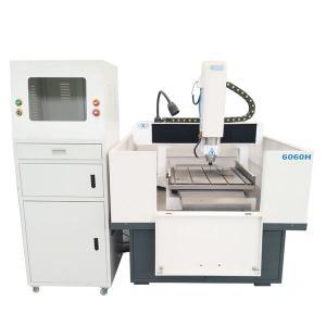 Buy cheap hot sale CNC Mold Router Machine for Aluminium/Copper/Iron metal engraving machine 3d cnc router product