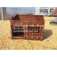 wicker pet basket willow pet basket wicker dog bed wicker dog house kennels Christmas for your pets
