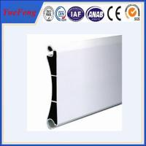 Buy cheap Aluminium profiles for roller shutter door Manufacturer product