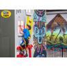 Buy cheap Children & Adult Kids Rock Climbing Wall Fire Resistance Customized product