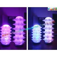 Buy cheap New Design LED Event Inflatable Lighting Balloon Decoration Tusk for Party product