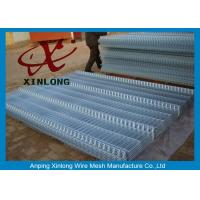 Quality High quality hot dipped galvanized 3D curved wire mesh fence for sale
