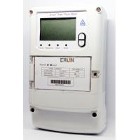China Interoperable AMR AMI Wireless Electricity Meter , Electricity Prepayment Meter on sale