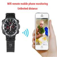 Quality Y31 16GB 720P WIFI IP Spy Watch Hidden Camera Recorder IR Night Vision Home for sale