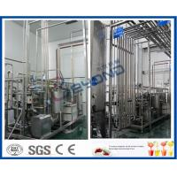 Buy cheap Automated Manufacturing Systems Beverage Processing Equipment With Beverage Filling Line product