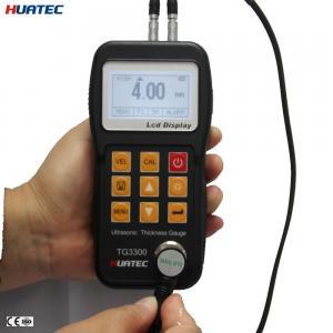 China Ultrasonic Depth Gauge Ultrasonic thickness gauge , UT thickness gage on sale