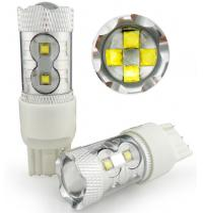 Buy cheap 60W 3156 3157 LED bulb product