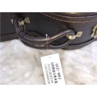 Buy cheap Leather Waterproof Guitar Case / OEM Service Hard Cover Guitar Case product