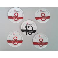 Buy cheap Coffee capsule Die cut foil seals for PP/PS/PE cups product