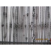 China forged iron baluster on sale