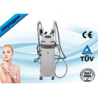 Buy cheap Professional Vertical Cryolipolysis Cavitation RF Slimming Machine 5MHz product