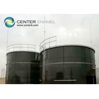 Buy cheap NSF61 Glass Fused To Steel Modular Bolted Tanks product