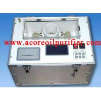 Buy cheap Insulating Oil Dielectric Strength Tester Set from wholesalers