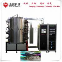 Buy cheap PVD Glass Coating Machine, Cathodie Arc Plating Machine for Glass products, from wholesalers
