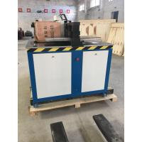Buy cheap 16x200mm CNC busbar bending cutting punching machine for high pressure tower from wholesalers