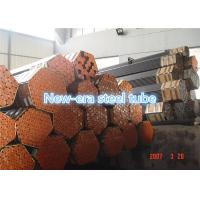 Buy cheap Round High Pressure Seamless Pipe , 5.8 - 11.8M Long Low Carbon Steel Tube product