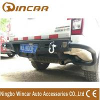 Quality Steel Material 4X4 Off-Road Accessories The Whole Set Front Bumper For D-Max for sale