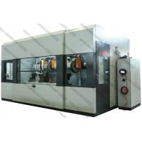 Buy cheap Zinc Alloy Brass Automated Industrial Machinery , Locks Knobs Metal Polishing Machine product