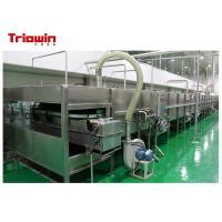 China Standard Fruit And Vegetable Processing Line Onion Paste / Garlic Production Machine for sale