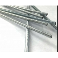 Buy cheap Class 8.8 Zinc Plated 1 Meter M27 Fully Threaded Rod from wholesalers