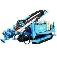 Quality 150D Anchor Crawler Drill Rig For airport / Water well drilling machine for sale