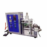 Buy cheap Pilot-line & Manufacturing Equipment / Cilindrical Cell / Automatic Grooving Machine product