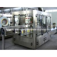 Buy cheap Carbonated /Soft /Drink Filling Plant (CGFD 24-24-8) product