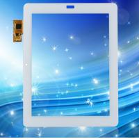 Quality 9.7 / 10.1 inch I2C interface Projected Capacitive Touch Panel 10-Point Touch for sale